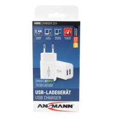 Ładowarka ANSMANN USBx2 Home Charger 224