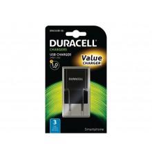 Duracell ładowarka sieciowa 5V 1.0A czarny