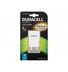 Duracell ładowarka sieciowa 5V 1.0A biały