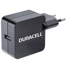 Duracell ładowarka sieciowa 5V 2.4A czarny