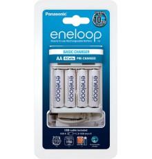 Ładowarka PANASONIC BQ-CC61 na USB + 4x R6/AA ENELOOP 1900 mAh