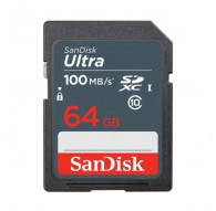 KARTA SANDISK ULTRA SDHC 64GB 100MB/s