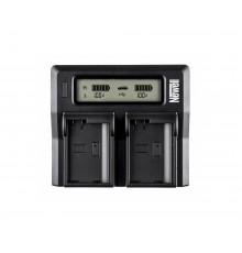 Ładowarka dwukanałowa Newell do akumulatorów NP-FZ100 SONY
