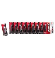Ansmann Baterie alkaliczne AAA / LR03 1 pcs. blister packaging