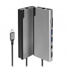 ALOGIC stacja dokująca Ultra USB-C Dock PLUS - Space Grey