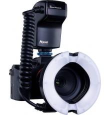 Lampa błyskowa pierścieniowa Nissin ring flash MF18 Canon