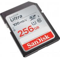 SANDISK ULTRA SDXC 256GB 100MB/s UHS-I Class 10