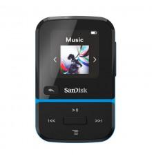 ODTWARZACZ SANDISK MP3 32GB CLIP SPORT GO – Niebieski