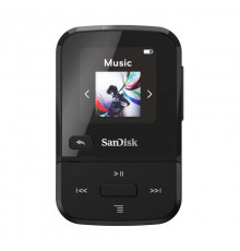 ODTWARZACZ SANDISK MP3 32GB CLIP SPORT GO – Czarny