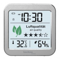 Technoline Stacja pogody Miernik jakości powietrza WL1020