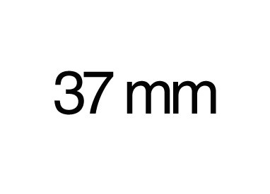 37 mm