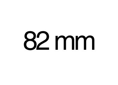82 mm