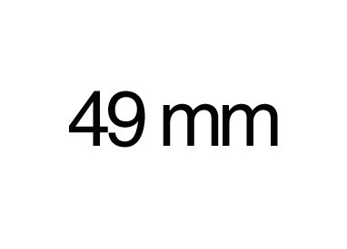 49 mm