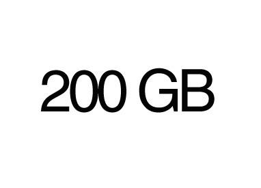 200 GB