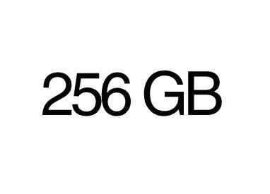 256 GB