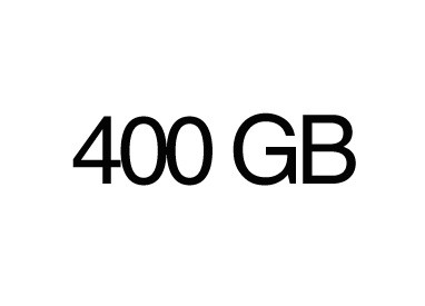 400 GB