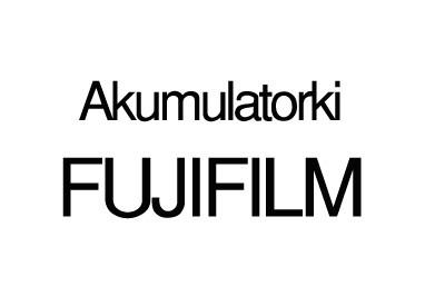 Akumulatorki FUJIFILM