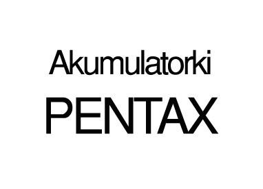 Akumulatorki PENTAX